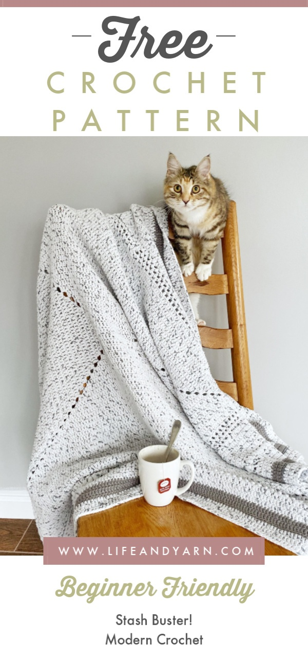 Free Crochet Throw Pattern