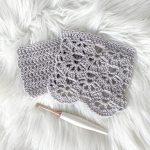 Furls Crochet-A-Long Gauge
