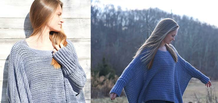 crochet sweater for beginners