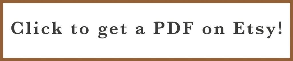 Etsy PDF